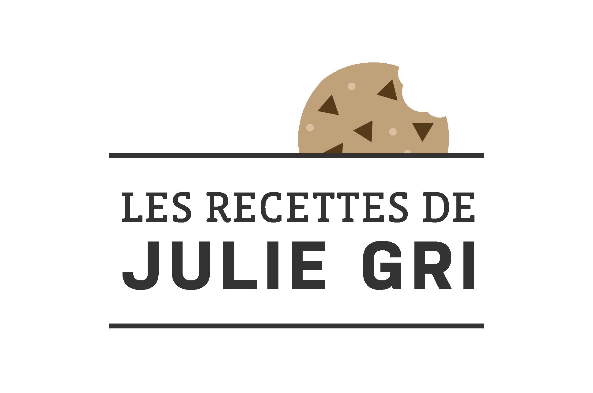 Les recettes de Julie Gri