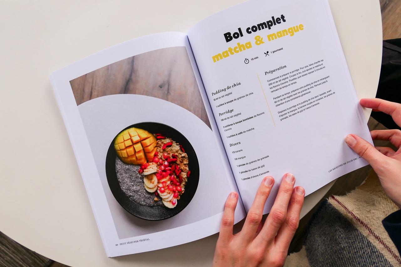 livre recettes vegan
